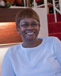 BTU Director Luther Mae Clayton