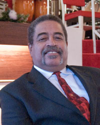 Deacon Board Chairman Thomas Clayton