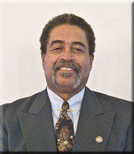 Deacon Board Chairman T. Clayton